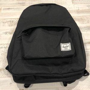 Hershel Black Backpack